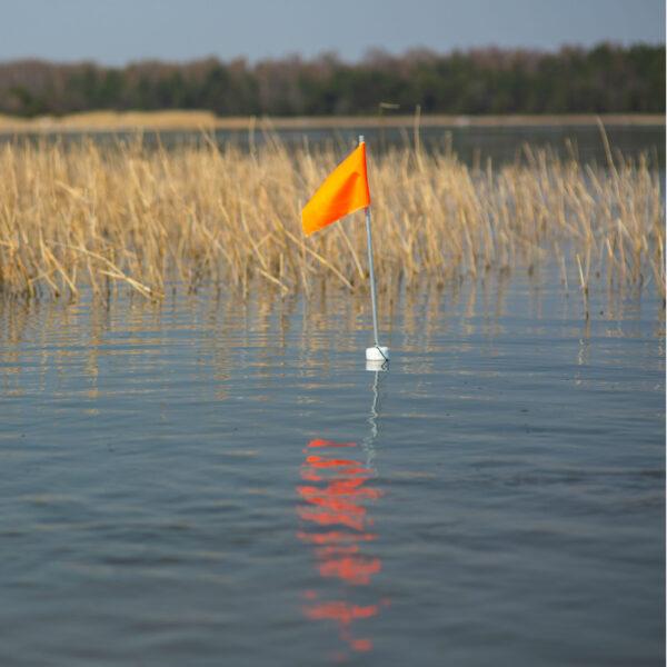 Märklipp mini 1 lipuga