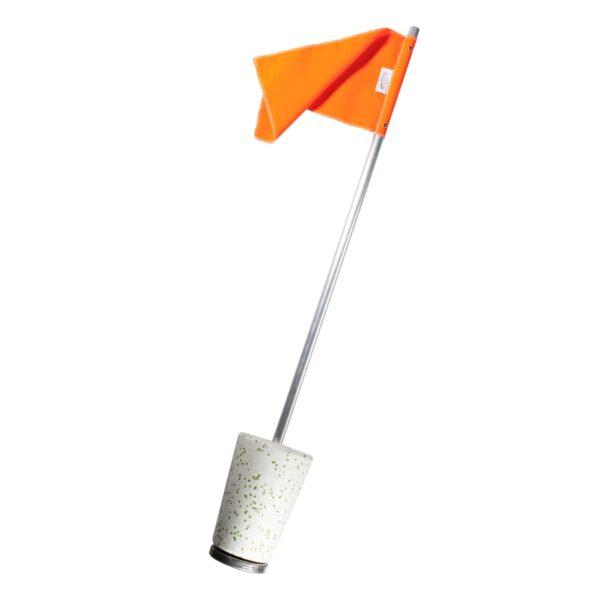 märklipp saarejonn 1 lipuga