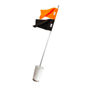 Märklipp võrgupunn 2 lipuga